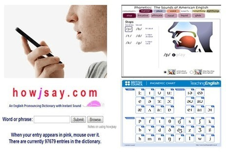 25 Free Online Language Learning Tools | English Language Teaching and Learning | Scoop.it