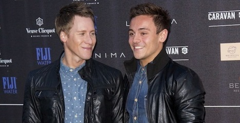 From Gay To December: 9 Famous Gay Men With Younger Boyfriends @NewNowNext   notstraight.com   Scoop.it