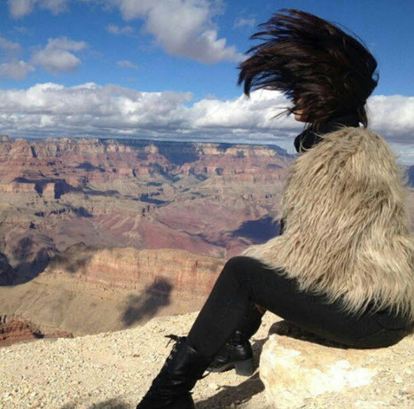 20 Instagram Pics that'll Have You Wanting to Visit the Grand Canyon Just to Strike a Pose | Grand Canyon Things to Do | Scoop.it