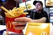 McDonald's Tells Workers Not To Eat Fast Food | Local Food Systems | Scoop.it