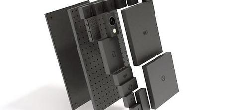 Phonebloks: ein Smartphone-Klotz mit interessantem Baukasten-Prinzip - AndroidPIT (Blog) | Mobil | Scoop.it