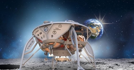 First Private Moon Landing Slated for 2017 | The Motley Fool | The NewSpace Daily | Scoop.it