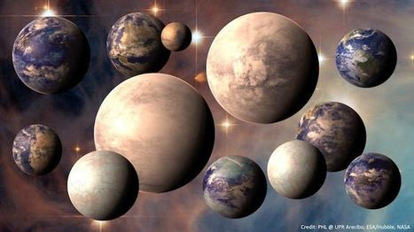 First 'Alien Earth' Will Be Found in 2013, Experts Predict | Science Communication from mdashf | Scoop.it