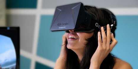 Facebook Buys Oculus VR For $2 Billion | leapmind | Scoop.it