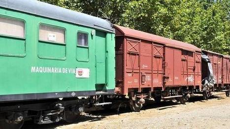 ALBAF reclama la cesión completa de tres vagones a Adif para su rehabilitación | Caminos de hierro | Scoop.it