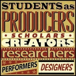 Students as Producers: An Introduction   Center for Teaching   Vanderbilt University   Learning and Teaching in the 21d Century   Scoop.it