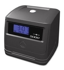 PTI5000 Pyramid 5000 Automatic Time Clock | Time & Attendence System | Scoop.it
