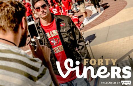 Les Forty Viners, le programme sur Vine des 49ers | Activations digitales 2.0 et sport | Scoop.it