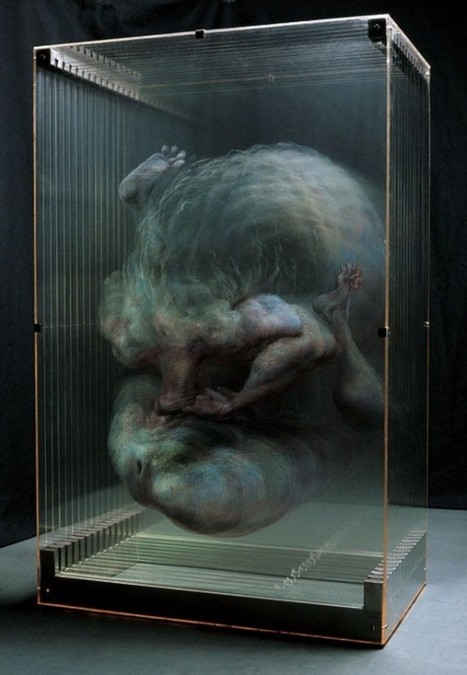 3D Paintings on Glass   Advancements in Light, AR Tech (Advertising, Media)   Scoop.it