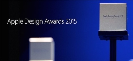 WWDC 2015 : les gagnants des Apple Design Awards | Apple, IMac and other Iproducts | Scoop.it