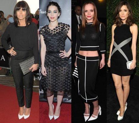 White Pumps Trend 2013: Celebrity Style Watch | Celebrity Fashion News | Scoop.it