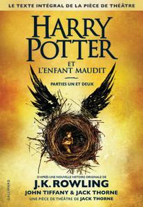 Harry Potter et l'Enfant Maudit - Romans Ado - Grand format littérature - Livres pour enfants - Gallimard Jeunesse | Fomations doc | Scoop.it