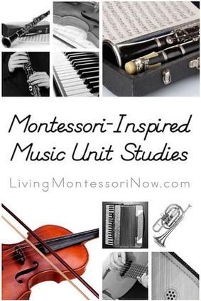 Montessori-Inspired Music Unit Studies | Montessori Inspired | Scoop.it