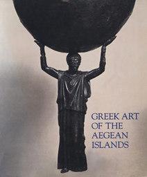 Greek Art of the Aegean Islands   The Metropolitan Museum of Art   Bibliothèque des sciences de l'Antiquité   Scoop.it