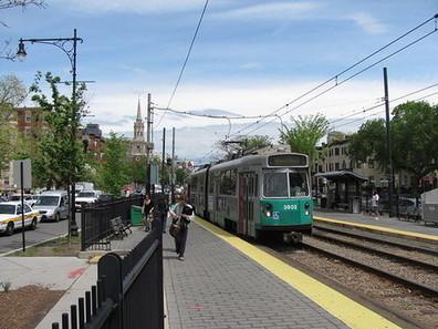 Train derailment: Boston Green Line derailment probed | Trending News | Scoop.it