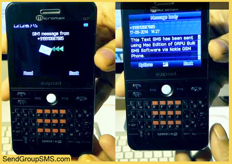 Broadcast unlimited text messages from Mac PC via connecting N8 Nokia GSM based phone device | How to connect Android Mobile Phone to your Laptop for sending free SMS | Scoop.it