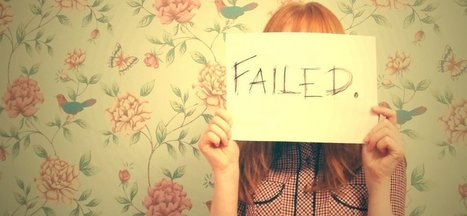 8 Ways I've Coped with Failure in My Life | Competitive Edge | Scoop.it