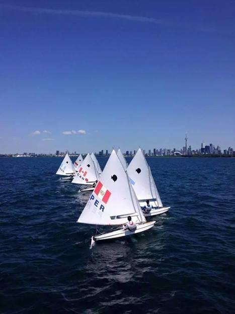 Toronto 2015: Jean Paul de Trazegnies termina quinto en Sunfish | Veleros PERU | Scoop.it