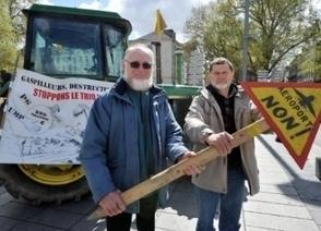 es paysans en grève de la faim à l'Aéroport de Nantes | IMMOBILIER ET ACTUALITÉS IMMOBILIÈRES | Scoop.it