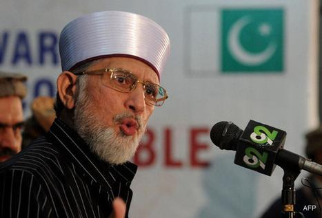 The mystery of Tahir ul Qadri | The Muslim World Review | Scoop.it