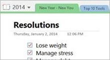 Top 10 Office 365 tools for managing New Year's resolutions | OneNote | Scoop.it