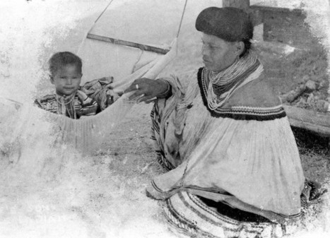 In photos: Seminole Indians and Missionary Harriet Bedell ~ Photography News | Photography | Scoop.it