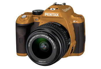 Pentax K-r Rilakkuma limited edition camera   Photography Gear News   Scoop.it