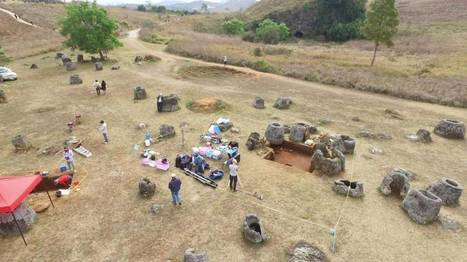 Ancient burials revealed at mysterious Plain of Jars in Laos | The Japan Times | Kiosque du monde : Asie | Scoop.it