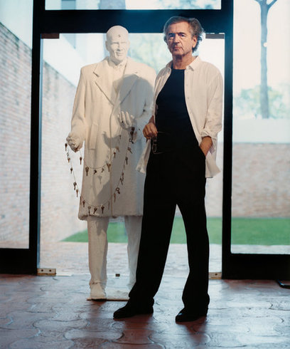 The Thinker | Bernard-Henri Lévy on Art and Philosophy | Education | Scoop.it