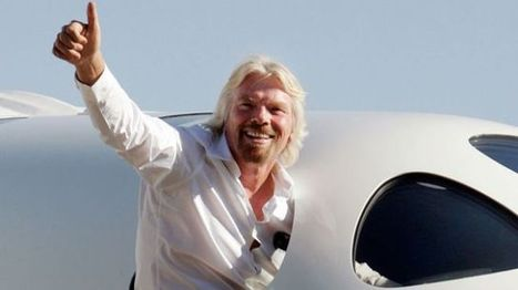 Richard Branson's Work-Life Balance Secrets - Fox Business | Live and Work a Life of Passion and Purpose | Scoop.it