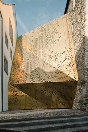 [Rapperswil-Jona, Switzerland] municipal museum Janus / mlzd | The Architecture of the City | Scoop.it