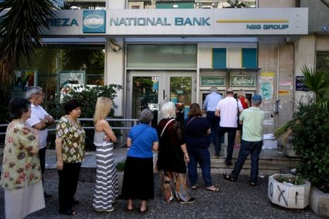 #ALERT 'Greece, creditors to discuss new plan as bailout to expire' | News You Can Use - NO PINKSLIME | Scoop.it