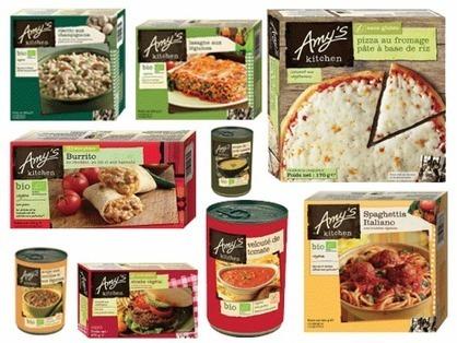 Surgelés végétariens sans gluten et bio Amy's Kitchen | Des 4 coins du monde | Scoop.it