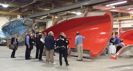 US Watercraft holds open house in Rhode Island | SAILING EXPORT - @SailingExport | Scoop.it