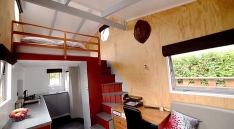 13.500 euros pour vivre de manière confortable et autonome! | Strange days indeed... | Scoop.it