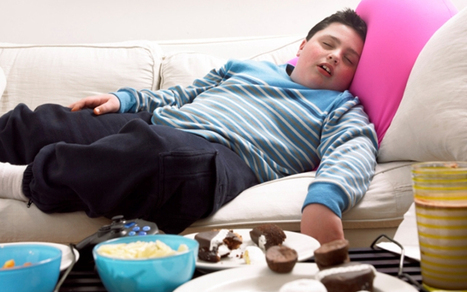 Obesity caused by lack of sleep | Obesity | Scoop.it