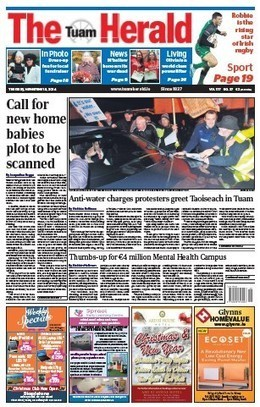 The Tuam Herald - Call for new home babies plot to be scanned | SocialAction2015 | Scoop.it