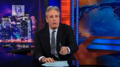 Jon Stewart to Sean Hannity: Your show is like the show of a guy who was hit as a child | Gov't n Law | Scoop.it