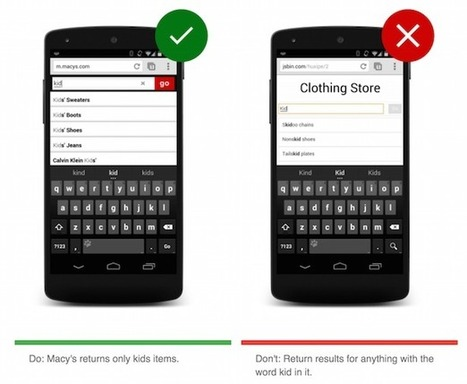 23 mobile UX mistakes that Google doesn't like | Everything You Need To Know For Digital, Social & Search Marketing | Scoop.it
