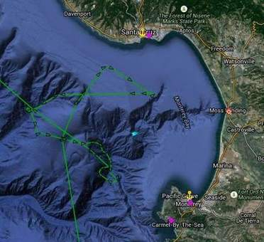 Chinese cargo ships stuck waiting in Monterey Bay, areas north - Monterey County Herald | Global Logistics Trends and News | Scoop.it