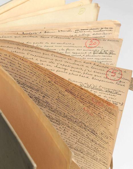 La BnF veut acquérir le manuscrit de Nadja d'André Breton | Patrimoine culturel - Revue du web | Scoop.it