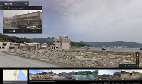 Google Lat Long: Go back in time with Street View | Everything is related to everything else | Scoop.it