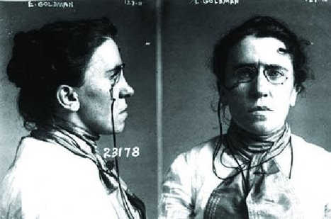Crime History: Emma Goldman arrested for passing pamphlets on birth control - Washington Examiner | The Indigenous Uprising of the British Isles | Scoop.it