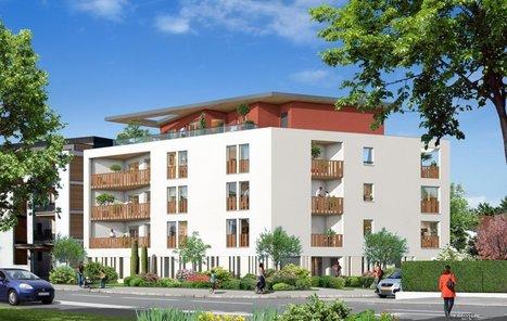 Nouveau programme immobilier neuf SQUARE EDERRA à Bayonne - 64100 | L'immobilier neuf sur Bayonne | Scoop.it
