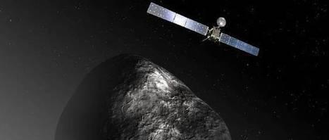 Rosetta touche au but après dix ans d'odyssée spatiale | The Blog's Revue by OlivierSC | Scoop.it