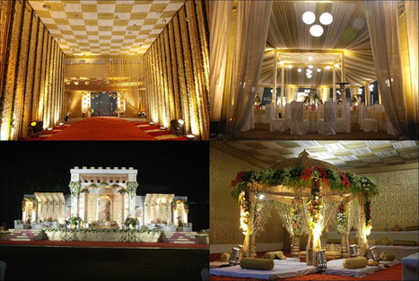 Specious and Well-equipped Banquet Halls in Noida | Wedding Planners In Delhi | Scoop.it