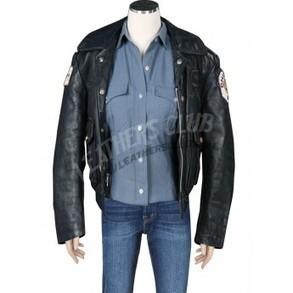 Angel Eyes Sharon Pogue Police Women Leather Jacket - Women Leather Jackets | Women Leather Jackets | Scoop.it