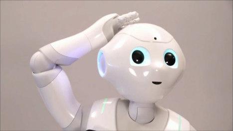 Mastercard lance une application pour le robot Pepper | Retail' topic | Scoop.it