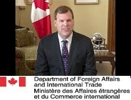 Canada: Le ministre Baird préoccupé par la violence en Égypte - | Égypt-actus | Scoop.it