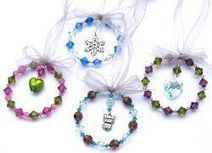 Super Sparkly Beaded Christmas Decorations | Advent and Christmas | Scoop.it